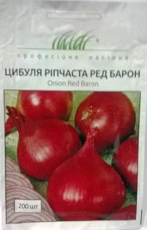 Цибуля Ред Барон 200н (Проф насіння)
