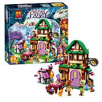 Конструктор Bela Fairy ''Отель Звёздный свет'' 348 деталей арт. 10502