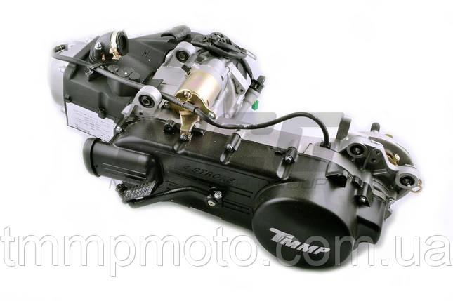 """Двигатель для сктуреа 150 куб см 157QMJ (13"""" колесо) под два амортизатора, фото 2"""