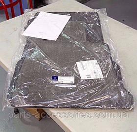 Mercedes GLK X204 2010-15 коврики велюровые коричневые Новые Оригинал