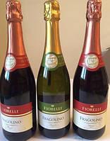 Фраголино Фиорелли игристое вино Италия