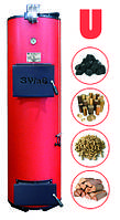 Котел твердотопливный SWaG 15 кВт Us универсальный со стабилизатором тяги дымохода