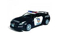 Детская железная полицейская машина