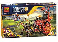 """Конструктор Nexo Knights Bela 10489 """"Джестро-мобиль"""""""