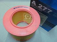 Фильтр воздушный RENAULT Megane 1.9D, 2.0i 95-, R19 i,D, R21 1.7 (производитель M-Filter) A277