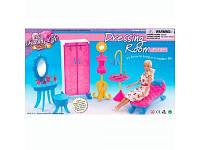 Набор мебели для кукол спальня