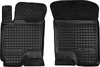 Полиуретановые передние коврики для Hyundai Getz 2002-2011 (AVTO-GUMM)