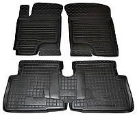 Полиуретановые коврики для Hyundai Getz 2002-2011 (AVTO-GUMM)