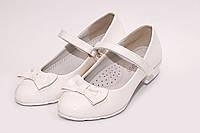 Детские туфельки для девочек Clibee D508 белый (31-36)