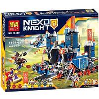 Конструктор Bela NEXO Knights Фортрекс - мобильная крепость 10490