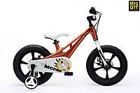 "Велосипед 14"" RoyalBaby MgDino OFFICIAL UA"