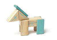 """Набор из 8 магнитных деревянных блоков """"Robo"""" Tegu (RBO-TL1-405T)"""