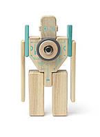 """Набор из деревянных магнитных блоков """"Magbot"""" Tegu.  (MGB-TL1-405T)"""