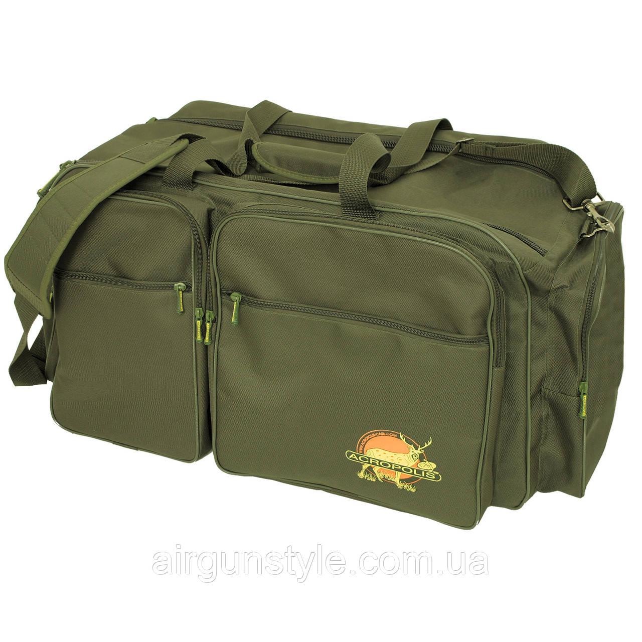 Охотничье-рыбацкая сумка с жесткими перегородками Acropolis ОРС-1 (60л)