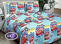 Детский комплект постельного белья в кроватку №дсм15