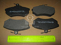 Колодка тормозная VW PASSAT передний (производитель Intelli) D327E
