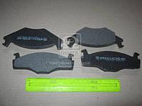 Колодка тормозная VW PASSAT передний (производитель Intelli) D364E