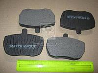 Колодка тормозная FORD TRANSIT передний (производитель Intelli) D430E