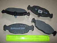 Колодка тормозная OPEL ASTRA передний (производитель Intelli) D700E