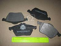 Колодка тормозная SKODA FABIA, OCTAVIA передний (производитель Intelli) D957E