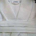 Халат вафельный отбеленный р.XL,р.XXL VIP класса, фото 2