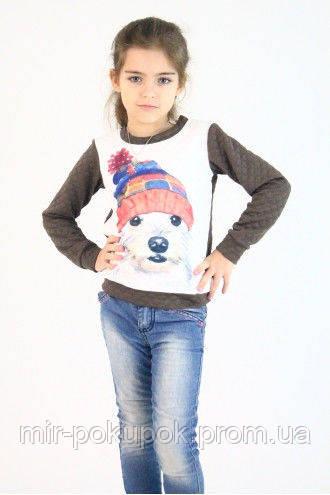 Детский свитшот  Dog, фото 1
