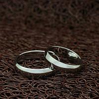 """Кольца позолоченные """"Венчальные"""""""