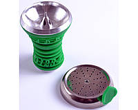 Чаша для кальяна (зеленая)