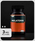 Melatonin (Мелатонин)  Optimum Nutrition 100 таб 3 мг, фото 4