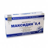 Максидін 0,4% ін. 5мл №5