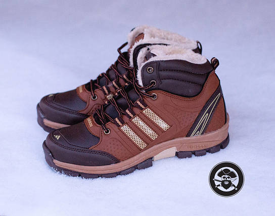 Зимние мужские ботинки Adidas Outdoor (2 цвета)  продажа 683863e7784ca