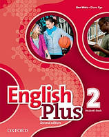English Plus 2 Second Edition Student's Book (учебник)