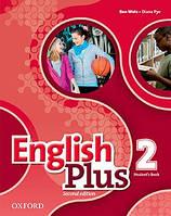 Учебник по английскому языку English Plus 2 Second Edition Student's Book (учебник)