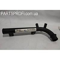 Патрубок радиатора пластик. Авео / Нубира / Лачетти 1.6  GM