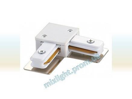 Соединения угловое для трековых светильников, фото 2
