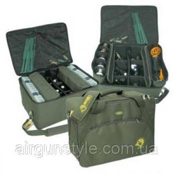 Рыбацкая сумка карповая Acropolis РСК-1 (с коробками)