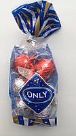 Шоколадный набор (игрушки на елку) Only Австрия 100 г, фото 1
