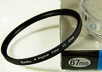 Ультрафиолетовый фильтр KENKO UV 67 mm