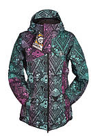 Женская зимняя горнолыжная куртка Volcom мембрана 10 000
