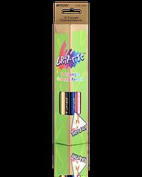 """Олівці кольорові """"MARCO"""" Grip-Rite (12 кольорів) 9100-12CB"""