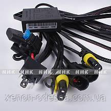 NHK VIP version ВОДОНЕПРОНИЦАЕМОЕ реле с двойной защитой + проводка для установки би-линз, фото 3