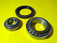 Подшипник ступицы колеса комплект Mercedes w211/c219 2002 - 2010 24534 Febi