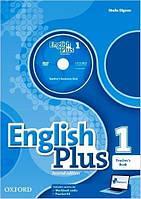 Книга учителя English Plus 1 Second Edition Teacher's Book