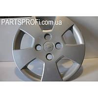 Колпак колеса Лачетти r 14 с болтами GM (5 спиц)