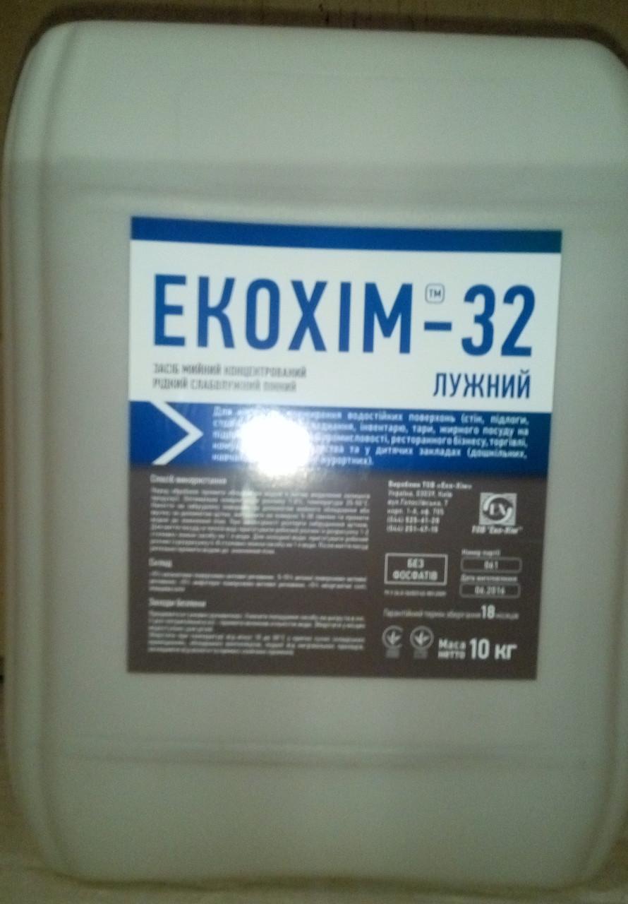 Универсальное моющее средство Экохим-32, 10кг