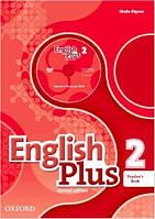 Книга учителя English Plus 2 Second Edition Teacher's Book