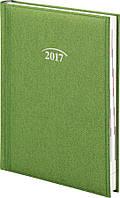 """Ежедневник """"Brunnen"""" 2017 """"Denim"""" фисташковый 73-795 65 52"""