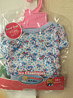 Одежда для пупса baby born (копия) (беби борн) bj-408b кк