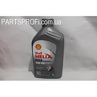 Масло Моторное  (5w-40)  Shell Helix НХ8 , 1Л