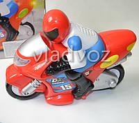 Мотоцикл байк на радио управлении DX turbo красный